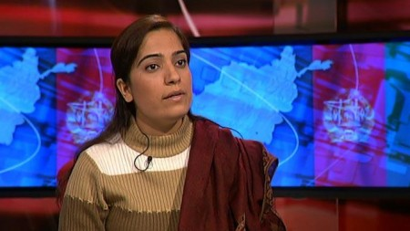 Joya interview with TV2 in Oslo on Sep.16, 2009