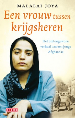 Dutch version of Malalai Joya's book