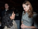 Malalai Joya with Angelina Jolie