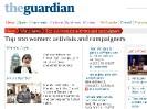 Joya in The Guardian Top 100 women activists