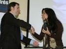 Joya receives Juan María Bandrés Award