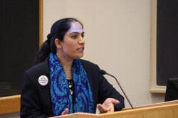 Malalai Joya in United states