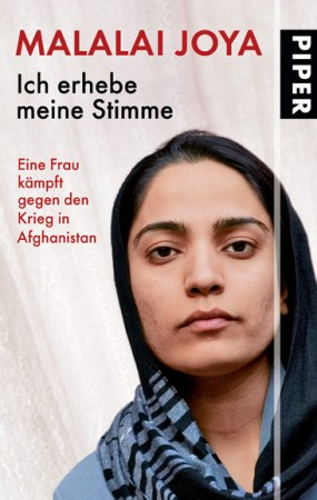 German version of Malalai Joya's book