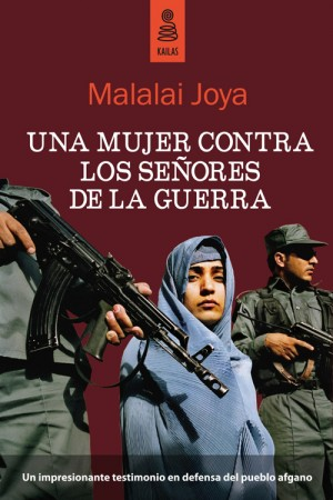 Spanish Version of Malalai Joya's book